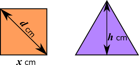 Square and Triangle